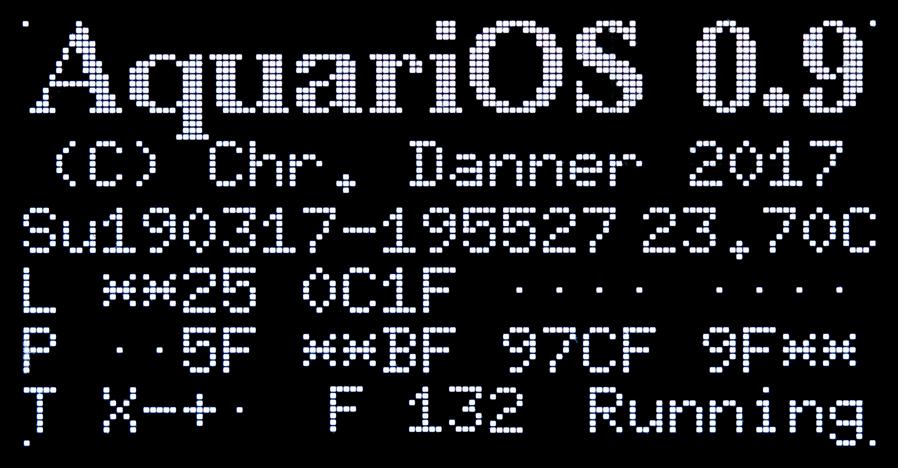AquariOS - Aquarium Operating System